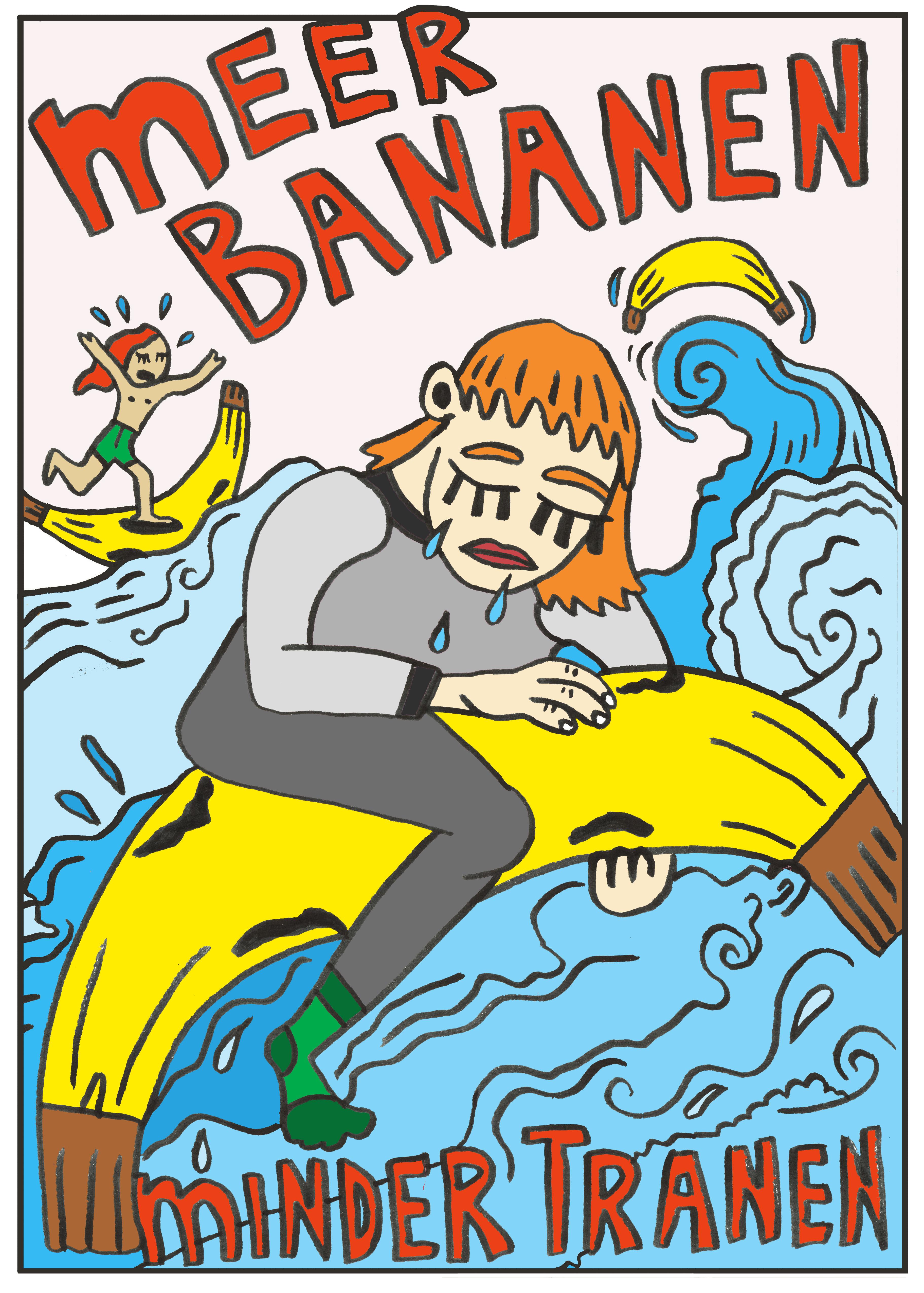 meer bananen minder tranen