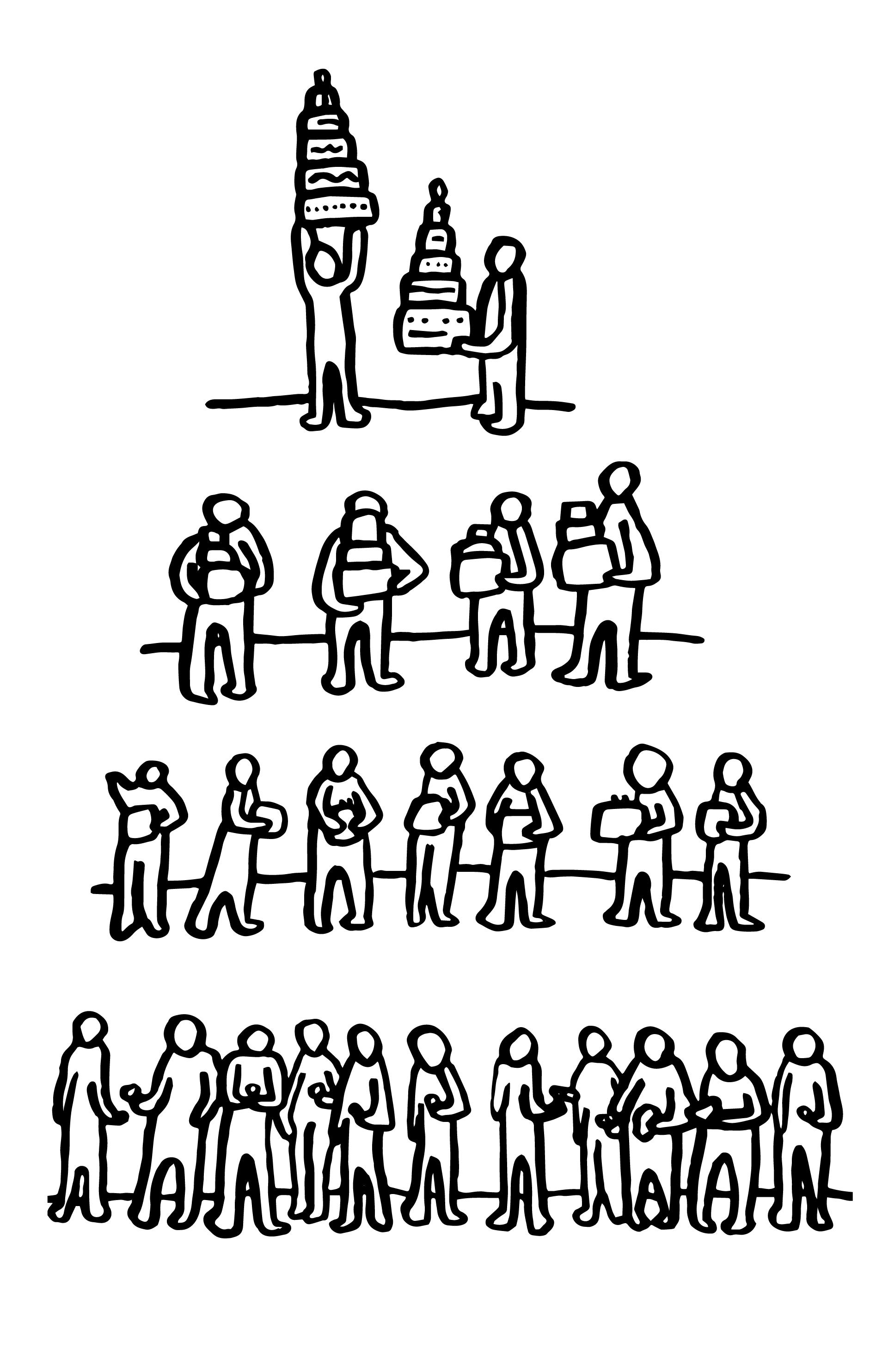 cake hierarchy