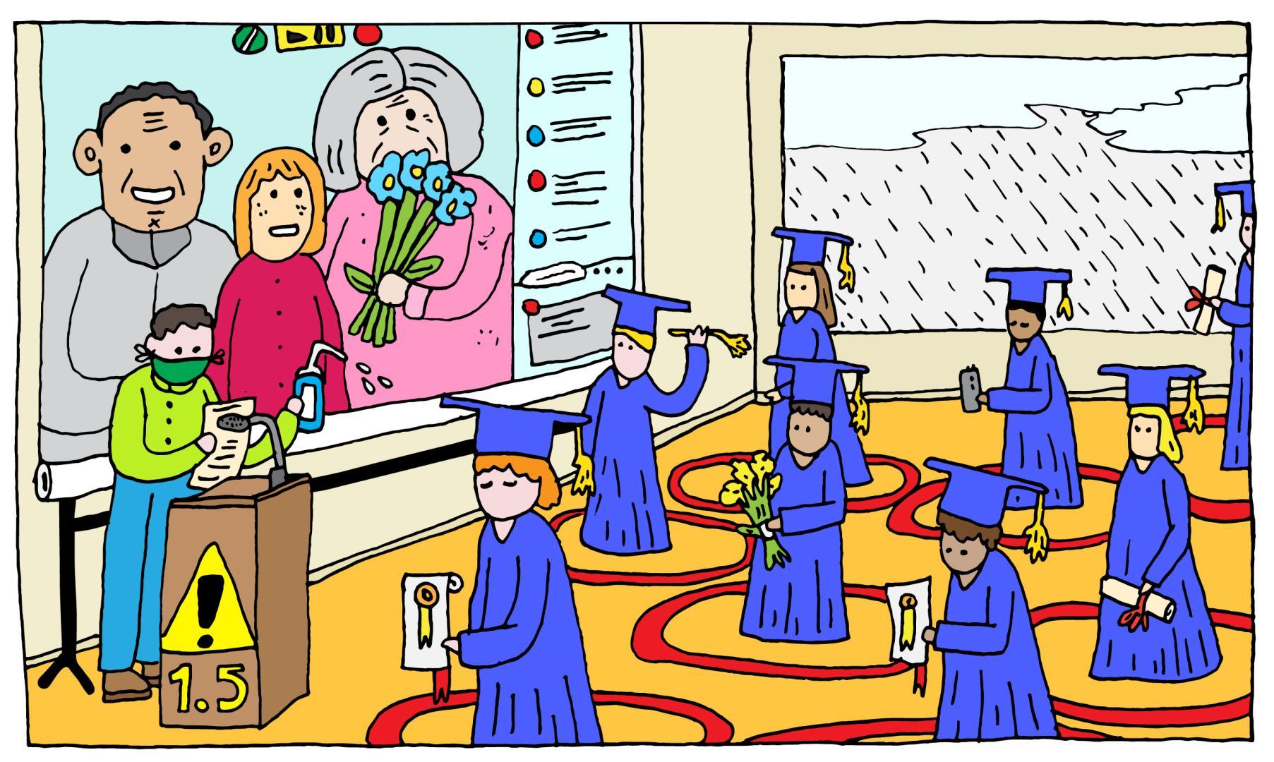 artikel graduation ceremony EM-01